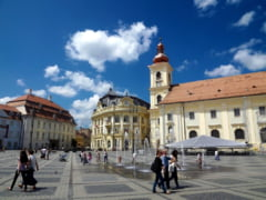 UPDATE Orasul Sibiu si alte trei localitati intra in carantina. Mall-urile se inchid in weekend