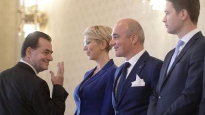 UPDATE Prim acord PNL- UDMR- USR-PLUS: Citu- premier, Orban- sef al Camerei Deputatilor si Dragu- presedinte al Senatului. Apar nemultumiri in PNL