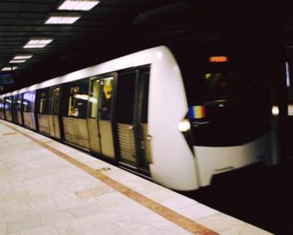 UPDATE Protestul sindicalistilor de la metrou a fost suspendat. Circulatia s-a reluat vineri