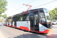 UPDATE STB amana suspendarea liniei de tramvai 41, din cauza conditiilor meteo nefavorabile