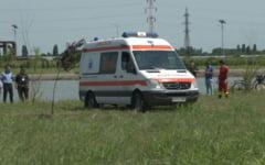 UPDATE Un copil de 12 ani s-a inecat in raul Buzau. Scafandrii i-au gasit trupul dupa o zi de cautari