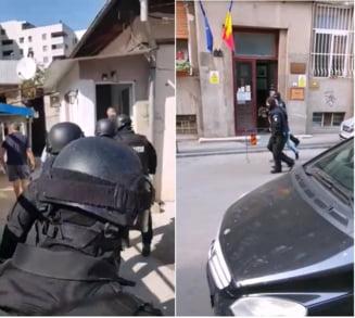 UPDATE VIDEO Barbatul de 40 de ani, retinut de politie dupa ce a violat si jefuit o tanara din Bucuresti, arestat. Talharul tocmai se intorsese din strainatate