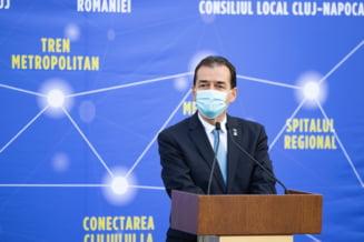"UPDATE VIDEO Intalnire intre Ludovic Orban, Nicusor Dan si Lucian Bode: ""Guvernul sustine toate proiectele Primariei Capitalei"""