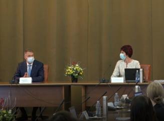 """UPDATE VIDEO Iohannis explica la CSM cine este de vina pentru faptul ca nu au fost inca """"corectate"""" legile Justitiei: """"Majoritatea parlamentara ostila care s-a dedicat apararii infractorilor"""""""
