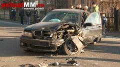 URMARE ACCIDENT: Sofer-ul BMW-ului a fost vinovat! A efectuat o depasire neregulamentara