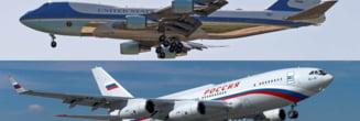US Air Force One vs Rusia Air Force One: Care dintre avioanele lui Biden si Putin este mai performant VIDEO