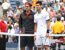 US Open 2015: Avancronica finalei Novak Djokovici - Roger Federer