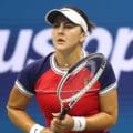 US Open 2021: Bianca Andreescu a stat pe teren trei ore, la debut. Cum s-a descurcat câștigătoarea din 2019