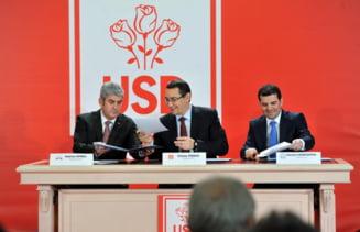 USD ii da replica lui Antonescu: In protocolul USL nu scrie nimic de alianta pentru europarlamentare