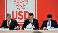 USD se numeste PSD-UNPR-PC: Alianta a primit ok-ul de la BEC