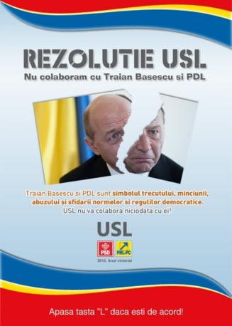 USL - trei congrese si un miting cu promisiuni marete