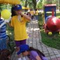 USL, campanie cu copii la Calarasi (Galerie foto)
