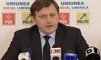 USL a decis - fara activitate in Parlament pana la alegeri, dar isi pastreaza mandatul