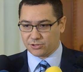 USL a depus motiune de cenzura pe comasarea alegerilor - Ponta stie ca nu trece