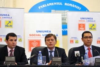 USL a pierdut 10 procente din cauza suspendarii lui Basescu - Sondaj IMAS