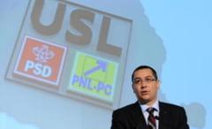 USL ar obtine 62 la suta la alegerile parlamentare - sondaj CSCI