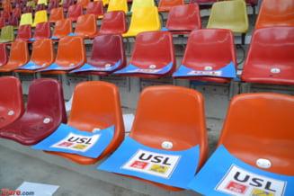 USL are datorii de 5 milioane lei in urma campaniei pentru parlamentare