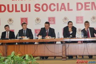 USL isi lanseaza joi programul de guvernare