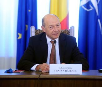 USL l-a reactivat pe Traian Basescu (Opinii)
