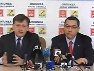 USL se pregateste de alegerile din 2012. PSD si PNL se apuca de sondaje