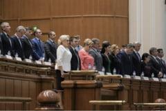 USR: 5 minciuni pe care le-a spus Viorica Dancila in Parlament la motiunea de cenzura