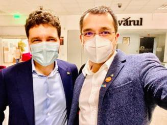 USR PLUS îl critică pentru prima oară pe Nicușor Dan: Nu putem lua parte la această mascaradă