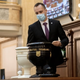 """USR PLUS, initiativa in Parlament pentru desfiintarea """"uzinei de sinecuri de lux"""". Ce este Academia Oamenilor de Stiinta"""