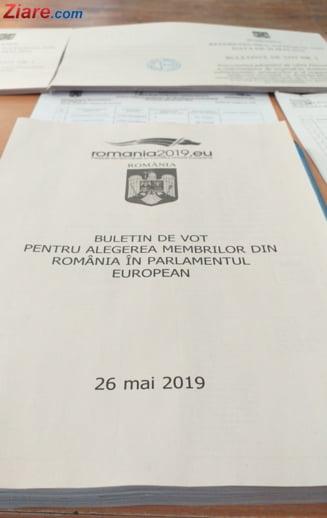 USR PLUS a castigat detasat europarlamentarele in Bucuresti cu aproape 47% (exit-poll)