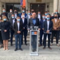 USR PLUS a depus o solicitare pentru organizarea unui referendum de demitere a primarului PSD din Agigea VIDEO