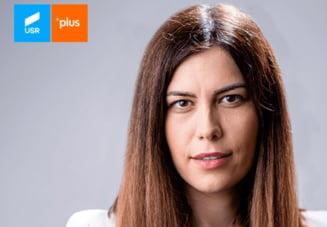 """USR PLUS insista pentru o guvernare fara Florin Citu premier. Deputatul Cristina Pruna: """"Nu mai putem continua cu domnul Florin Citu"""""""