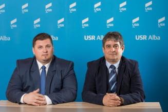 USR-PLUS negociaza cu PSD majoritatea in Consiliul Local Alba Iulia. De ce s-au blocat discutiile cu PNL. Acuzatii intre cele doua partide de dreapta