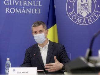 USR PLUS va propune in sedinta coalitiei schimbarea lui Florin Citu cu Ludovic Orban SURSE