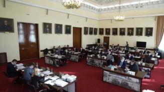 USR PLUS vrea excluderea din partid a consilierului local cu votul caruia a fost votat bugetul propus de Mihai Chirica, primarul Iasului