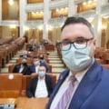 USR PLUS vrea pedepsirea celor care injura in parlament. Ce risca deputatul AUR Dan Tanasa