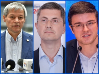 USR-Plus: A inceput votul online pentru presedintia partidului