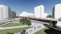 USR-Plus cere finalizarea marilor proiecte ale Capitalei. Spitalul Metropolitan, Pasajul Doamana Ghica si Prelungirea Ghencea, incluse in bugetul pe 2021
