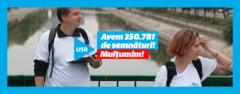 USR a depus 350.000 de semnaturi pentru a participa la parlamentare - unde va candida Nicusor Dan