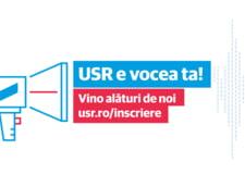 USR a inceput cea mai mare consultare cetaneasca din Romania: Mereu mai e o speranta!