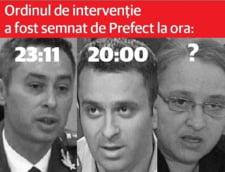 USR acuza Jandarmeria ca da stiri false - in cate cazuri a dezinformat cu privire la interventiile de la protestul diasporei