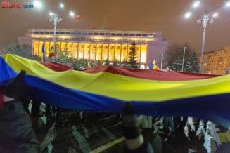 USR cere ca Piata Victoriei sa fie prin lege rezervata doar pentru proteste