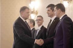 USR e surprins de anuntul lui Iohannis: Nu mai era necesara inca o consultare a Parlamentului