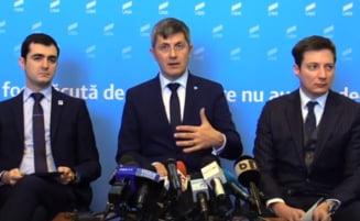 USR ii cere din nou lui Iohannis referendumul pe Justitie: Romanii sa spuna daca hotii trebuie sa conduca statul sau sa stea la puscarie!