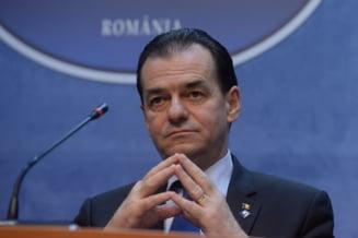 USR ii cere lui Orban sa desfiinteze prin OUG Sectia Speciala: E conceputa de Liviu Dragnea