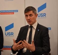 USR isi alege candidatii la europarlamentare prin referendum intern