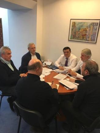 USR si PNL cer ancheta parlamentara privind ultima rectificare bugetara facuta de Guvern in 2018: Masluiesc cifrele!