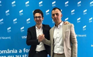 USR si-a desemnat candidatul la Primaria Piatra Neamt