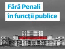 "USR solicita urgentarea procesului legislativ in privinta initiativei cetatenesti ""Fara penali in functii publice"""