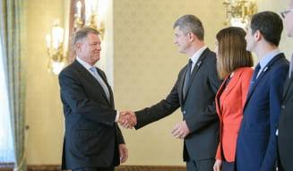 USR va sustine in Parlament orice guvern fara PSD, care promite anticipate in februarie