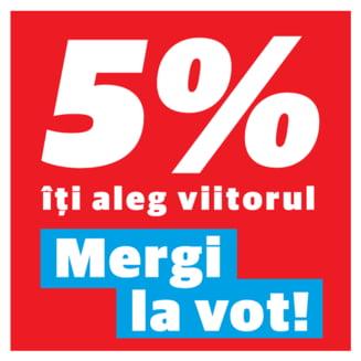 USR vrea doua tururi pentru alegerea primarilor: Duminica au castigat oameni votati de 8% dintre cetateni