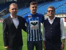 UTA Arad si-a cedat golgheterul pentru o suma record in Liga II din Romania - oficial